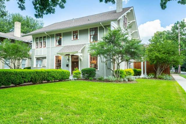 5000 Worth Street, Dallas, TX 75214 (MLS #14625141) :: Rafter H Realty