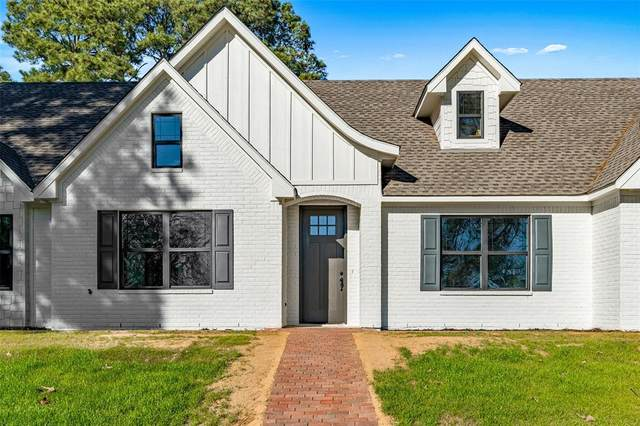 1012 Riveria Drive, Grand Saline, TX 75140 (MLS #14625294) :: Real Estate By Design