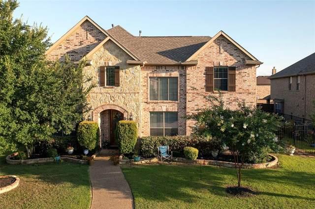 699 Fall River Drive, Frisco, TX 75033 (MLS #14625397) :: Feller Realty