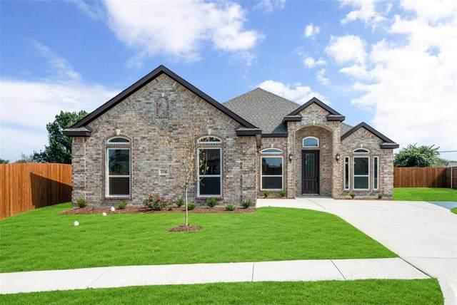 216 Ravenel, Glenn Heights, TX 75154 (MLS #14625430) :: Rafter H Realty