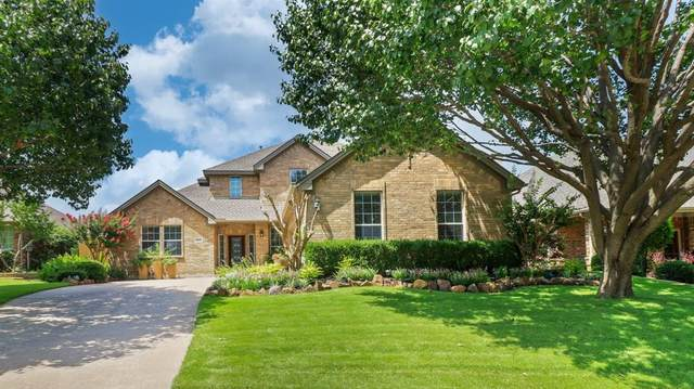 533 Green Apple Drive, Garland, TX 75044 (MLS #14625454) :: Wood Real Estate Group