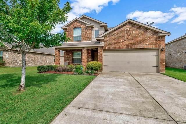 2805 Thistlewood Drive, Seagoville, TX 75159 (MLS #14625610) :: The Krissy Mireles Team