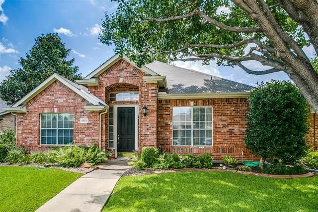 1805 Boyd Court, Carrollton, TX 75010 (MLS #14625624) :: The Mauelshagen Group