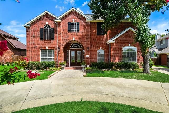 3828 Oxbow Creek, Plano, TX 75074 (MLS #14625670) :: Wood Real Estate Group