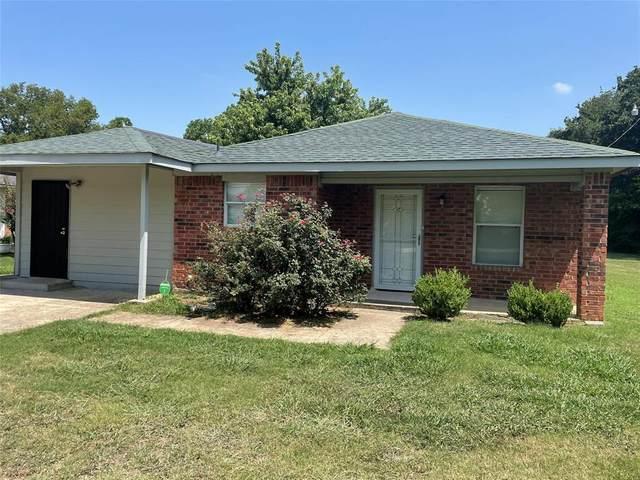 422 E Shady Grove Road, Grand Prairie, TX 75050 (MLS #14625713) :: Real Estate By Design