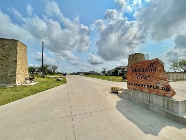 141 Overlook Drive, Aledo, TX 76008 (MLS #14625900) :: Real Estate By Design