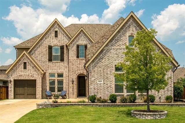 1625 Ellington Drive, Celina, TX 75009 (MLS #14625994) :: Feller Realty