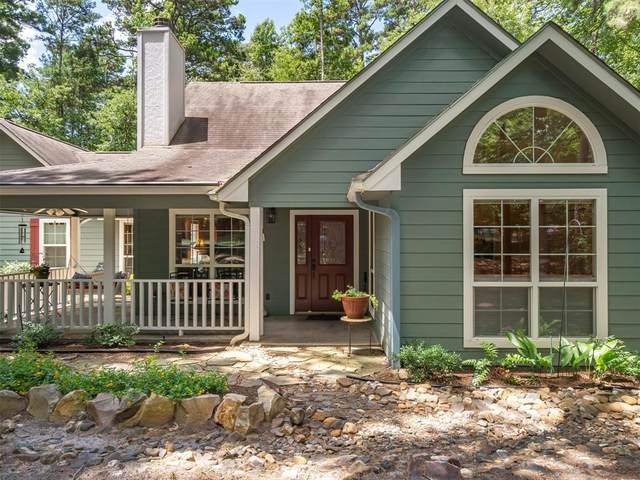 387 Clear Water Trail, Holly Lake Ranch, TX 75765 (MLS #14625999) :: Rafter H Realty
