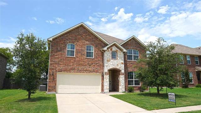 4511 Hummingbird Drive, Sherman, TX 75092 (#14626041) :: Homes By Lainie Real Estate Group