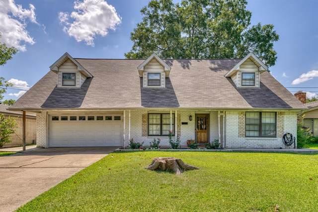 2413 Fairbrook Street, Irving, TX 75062 (MLS #14626309) :: Wood Real Estate Group