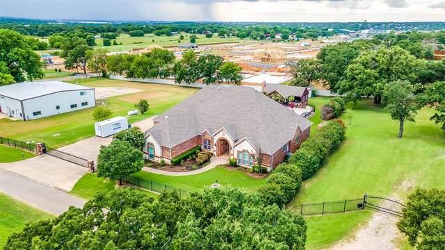1121 Glaze Lane, Kennedale, TX 76060 (MLS #14626328) :: Real Estate By Design
