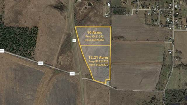 00A TBD Hwy 69, Greenville, TX 75401 (MLS #14626369) :: Real Estate By Design