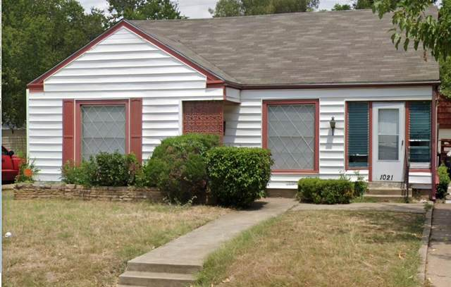 1021 E Robert Street, Fort Worth, TX 76104 (MLS #14626390) :: The Mitchell Group