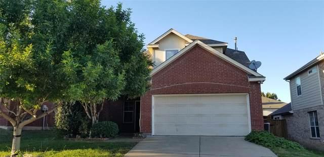 4913 Happy Trail, Fort Worth, TX 76244 (MLS #14626551) :: Maegan Brest | Keller Williams Realty