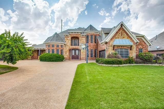 201 Chapel Hill Drive, Prosper, TX 75078 (MLS #14626559) :: Feller Realty