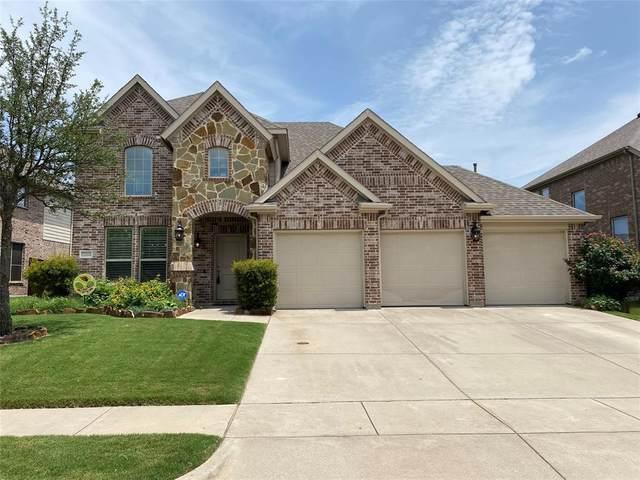 3204 Franklin Avenue, Melissa, TX 75454 (MLS #14626649) :: Wood Real Estate Group