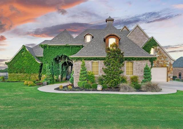 321 Addison Drive, Hudson Oaks, TX 76087 (MLS #14626677) :: Real Estate By Design