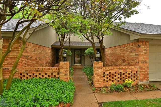 2258 Rim Rock, Abilene, TX 79606 (MLS #14626685) :: Craig Properties Group
