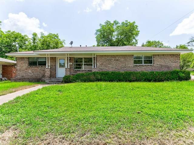 490 Everett Street, Stephenville, TX 76401 (MLS #14626707) :: Wood Real Estate Group