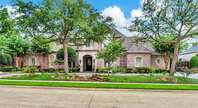 5024 York Lane, Plano, TX 75093 (MLS #14626760) :: Real Estate By Design