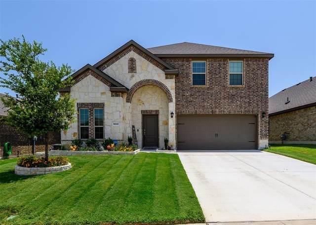 3512 Sabine Drive, Little Elm, TX 75068 (MLS #14626990) :: The Chad Smith Team