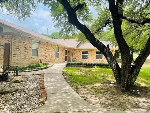 201 Hill Top Road, Glen Rose, TX 76043 (MLS #14627040) :: The Mauelshagen Group