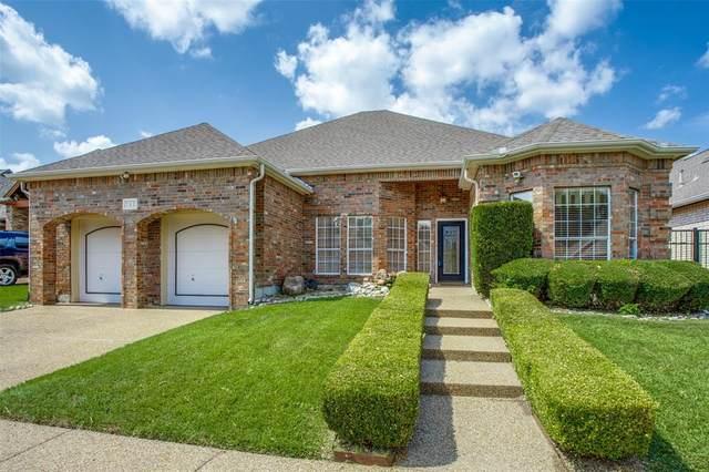 762 Village Green Drive, Desoto, TX 75115 (MLS #14627104) :: Wood Real Estate Group