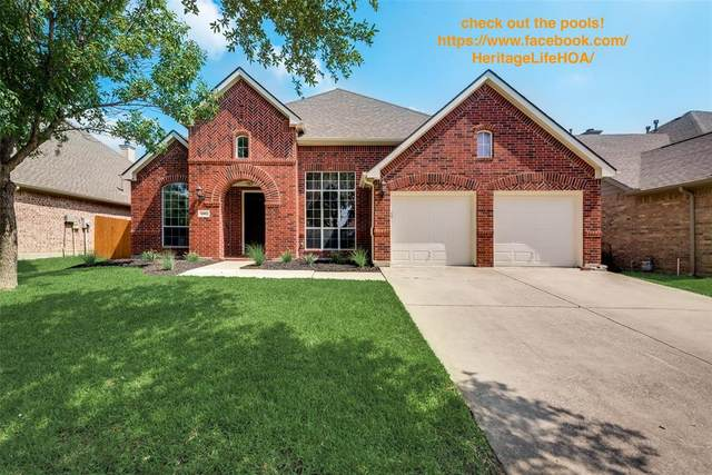 4005 Vernon Way, Fort Worth, TX 76244 (MLS #14627180) :: Wood Real Estate Group