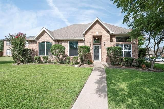 6101 Arden Court, Rowlett, TX 75087 (MLS #14627346) :: Rafter H Realty