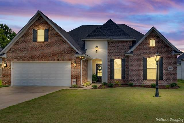 689 Lessie Drive, Stonewall, LA 71078 (MLS #14627469) :: The Great Home Team