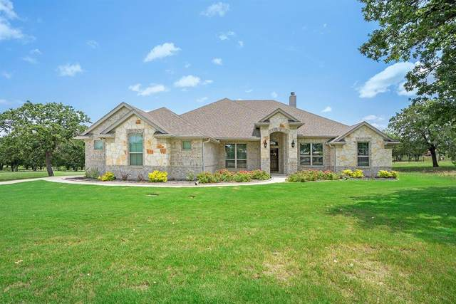 104 El Dorado Trail, Millsap, TX 76066 (MLS #14627550) :: Wood Real Estate Group