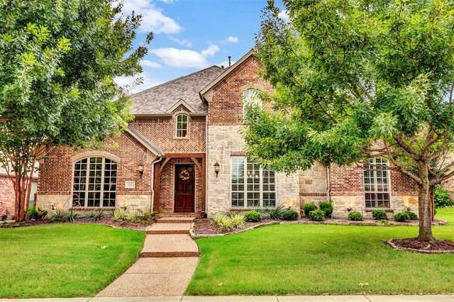 1413 Cibolo Drive, Allen, TX 75013 (MLS #14627573) :: Real Estate By Design