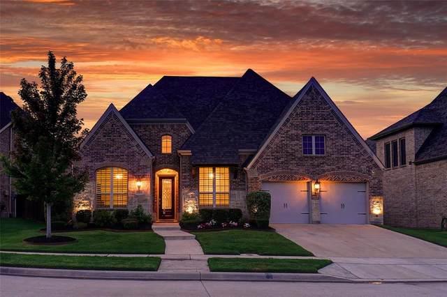 10916 Autumn Leaf Court, Flower Mound, TX 76226 (MLS #14627643) :: Real Estate By Design