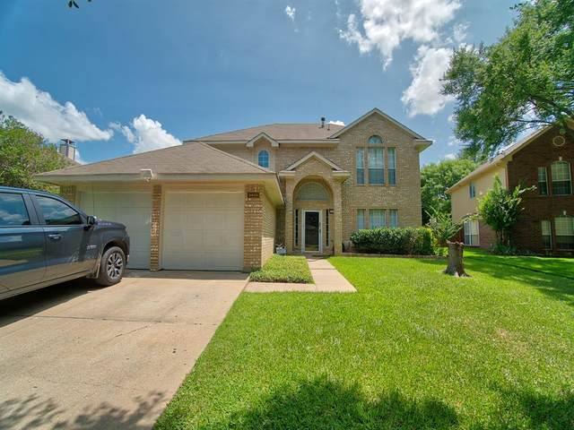 5408 Bryce Canyon Drive, Fort Worth, TX 76137 (MLS #14627691) :: The Daniel Team