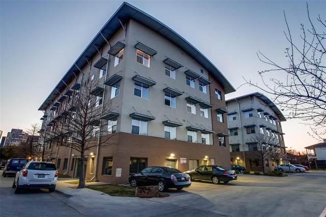 3015 Bryan Street 3C, Dallas, TX 75204 (MLS #14627754) :: Real Estate By Design