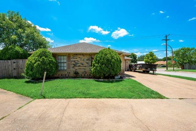 6700 Oriole Court, Fort Worth, TX 76137 (MLS #14627879) :: Wood Real Estate Group