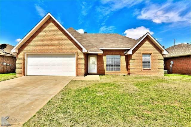 3034 Delaware Road, Abilene, TX 79606 (MLS #14627936) :: Wood Real Estate Group
