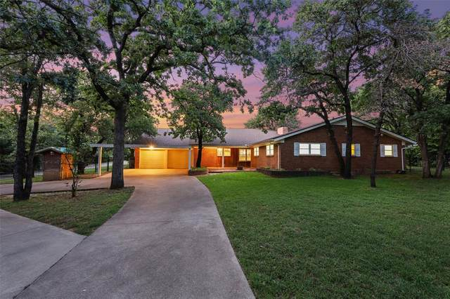 716 Bandit Trail, Keller, TX 76248 (#14627968) :: Homes By Lainie Real Estate Group