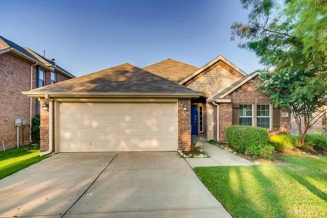 2000 Michelle Creek Drive, Little Elm, TX 75068 (MLS #14628058) :: Wood Real Estate Group