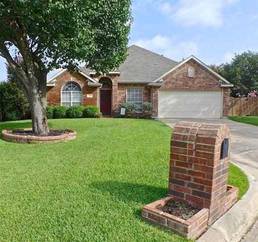 10 Bryan Court, Mansfield, TX 76063 (MLS #14628119) :: Real Estate By Design