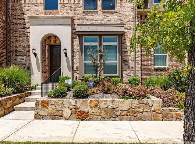 3744 Wellesley Avenue, Frisco, TX 75034 (MLS #14628184) :: Wood Real Estate Group