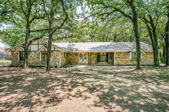 1000 Hillview Drive, Keller, TX 76248 (MLS #14628307) :: The Mauelshagen Group