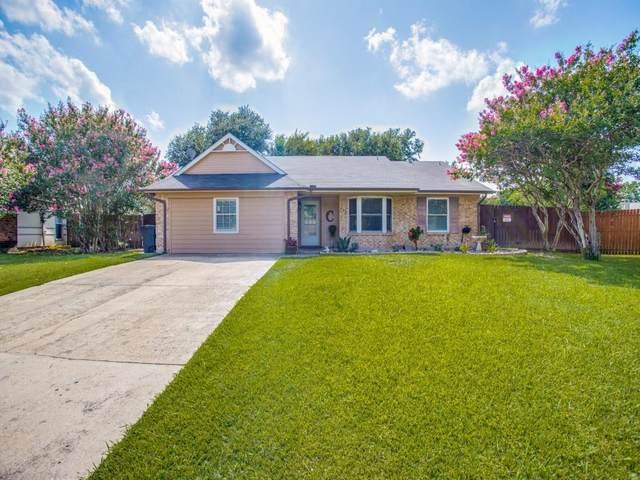 142 Elmridge Circle, Rockwall, TX 75032 (MLS #14628325) :: The Rhodes Team