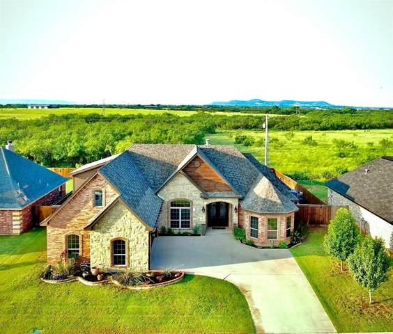 4409 Vista Del Sol, Abilene, TX 79606 (MLS #14629097) :: 1st Choice Realty