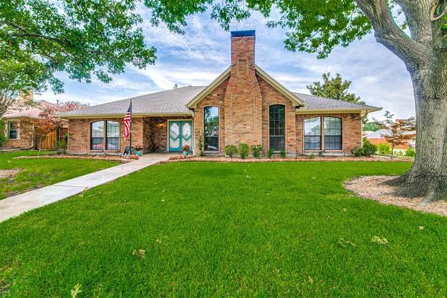 2505 Honeysuckle Drive, Richardson, TX 75082 (MLS #14629201) :: The Hornburg Real Estate Group