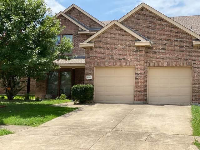 2053 Club Oak Drive, Heartland, TX 75126 (MLS #14629240) :: The Daniel Team