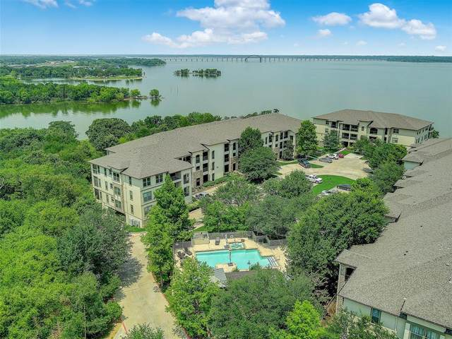 500 Waters Edge Drive #215, Lake Dallas, TX 75065 (#14629344) :: Homes By Lainie Real Estate Group
