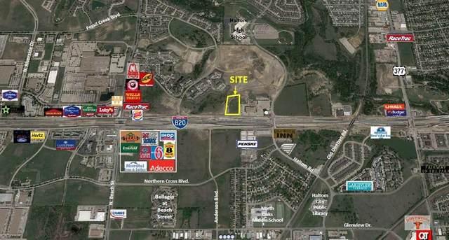 4805 NE Loop 820, Fort Worth, TX 76137 (MLS #14629364) :: Real Estate By Design