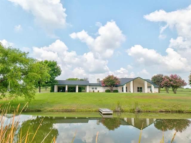 3045 Sylvan Valley Drive, Weatherford, TX 76087 (MLS #14629504) :: Wood Real Estate Group