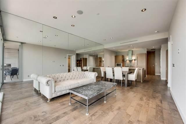 2900 Mckinnon Street #803, Dallas, TX 75201 (MLS #14629611) :: Robbins Real Estate Group